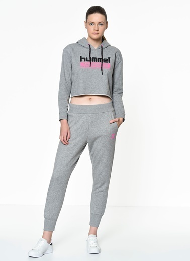 Hummel Kadın Browst Sweatshirt C37213-2006 Gri